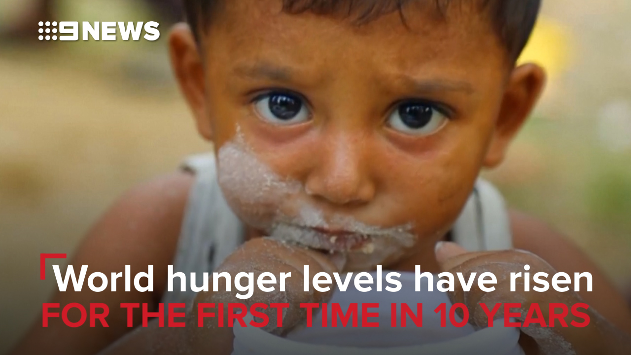 Coronavirus could push tens of millions into chronic hunger: United Nations