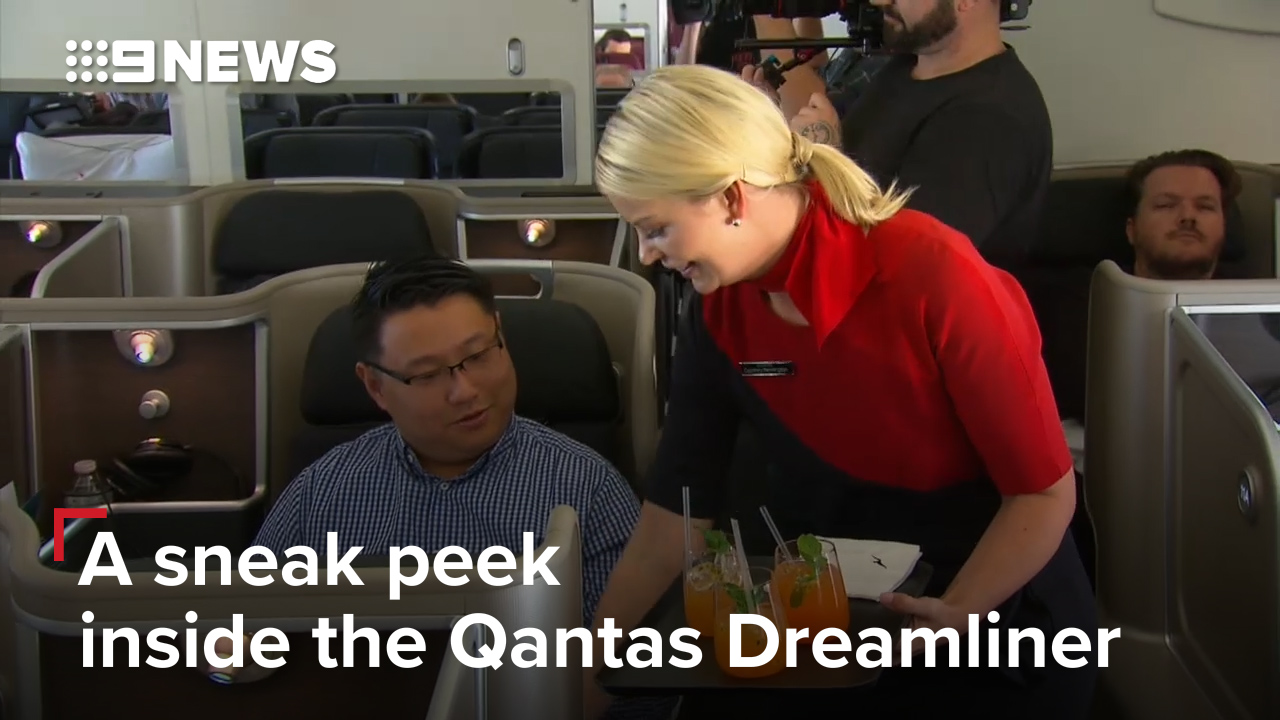 Qantas Testing Unprecedented NYC-Sydney Flight