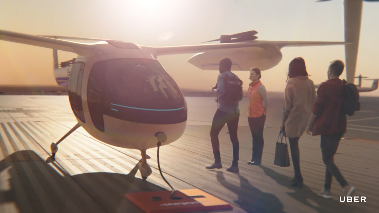 Boeing and Porsche team up to develop flying vehicle