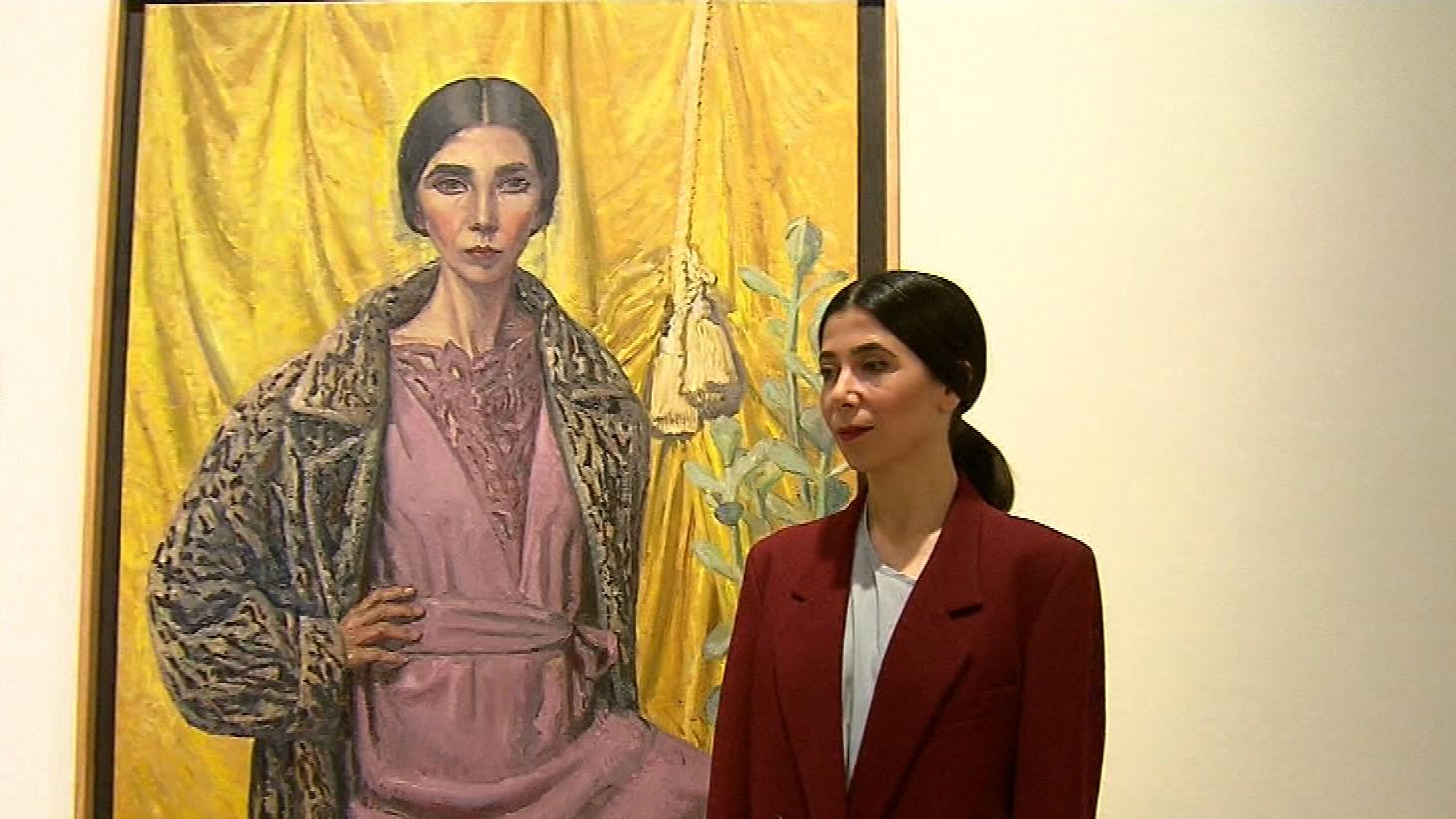 €6m Artwork Found In Elderly Woman's Kitchen
