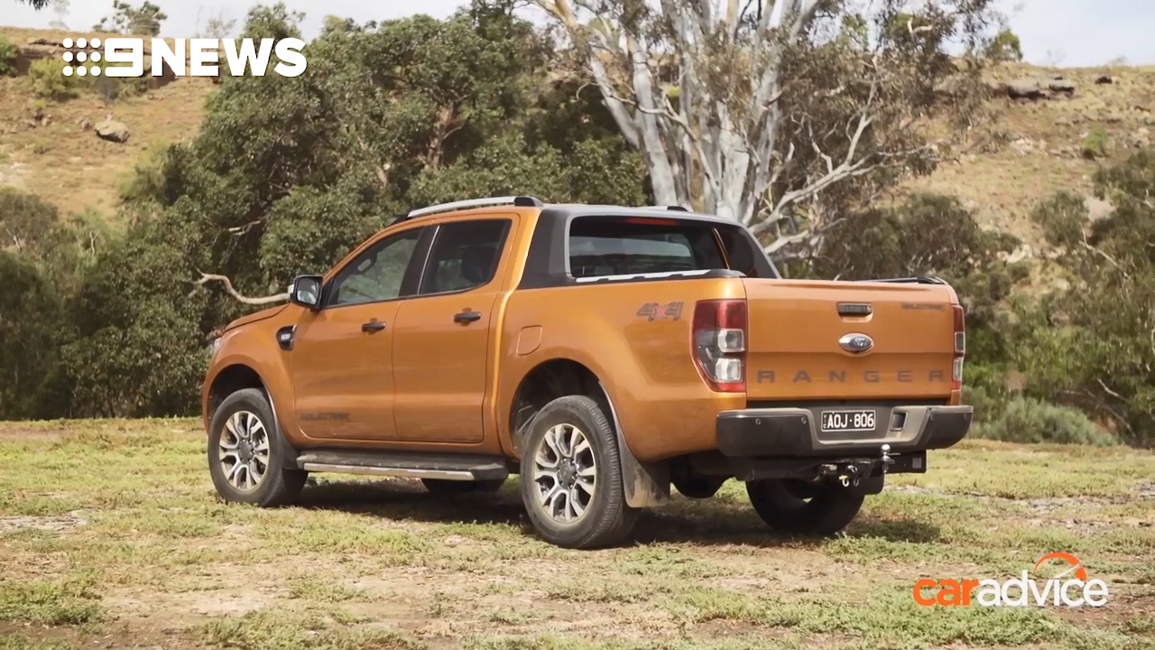 Ford Australia recalled these powerful vehicles