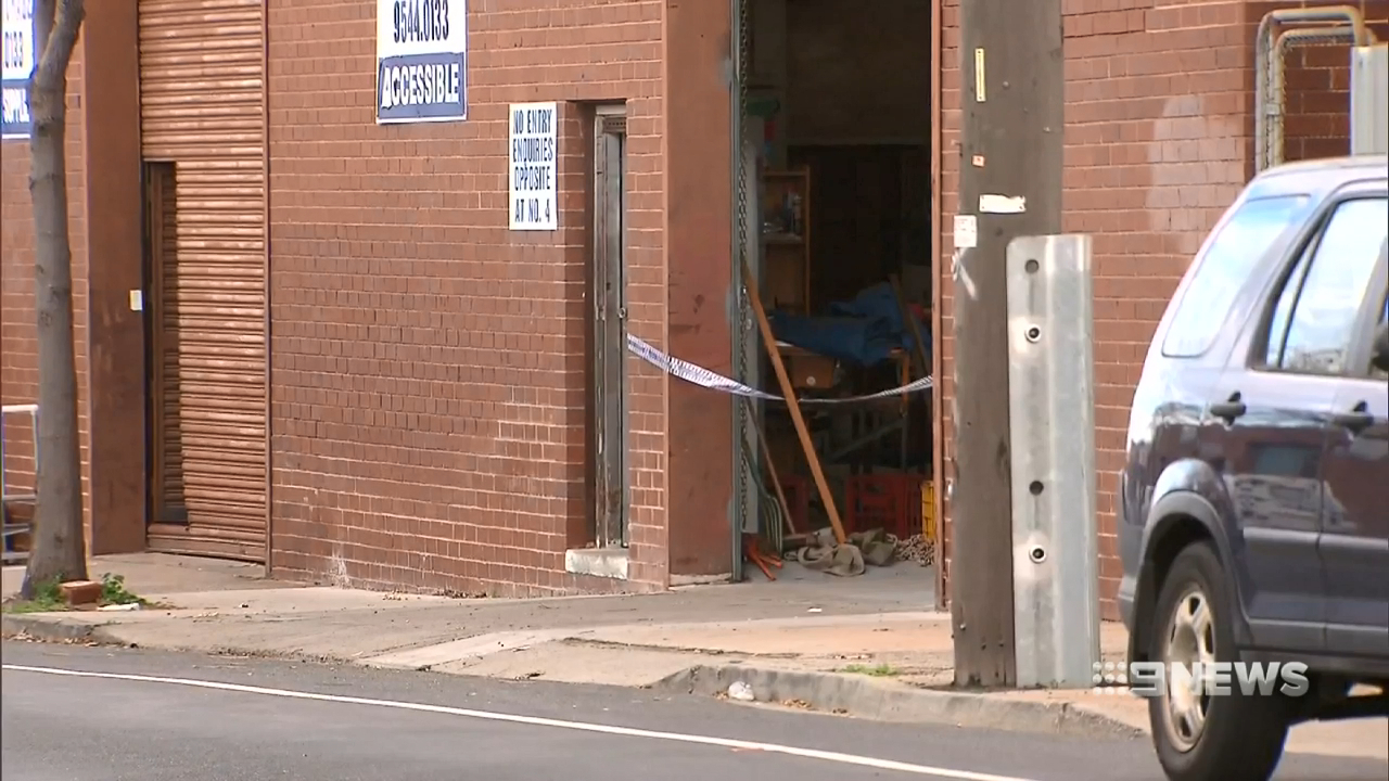 Human remains found stuffed in a bin at Oakleigh South