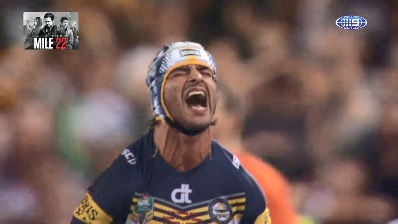 Locky remembers Thurston's rise to immortality