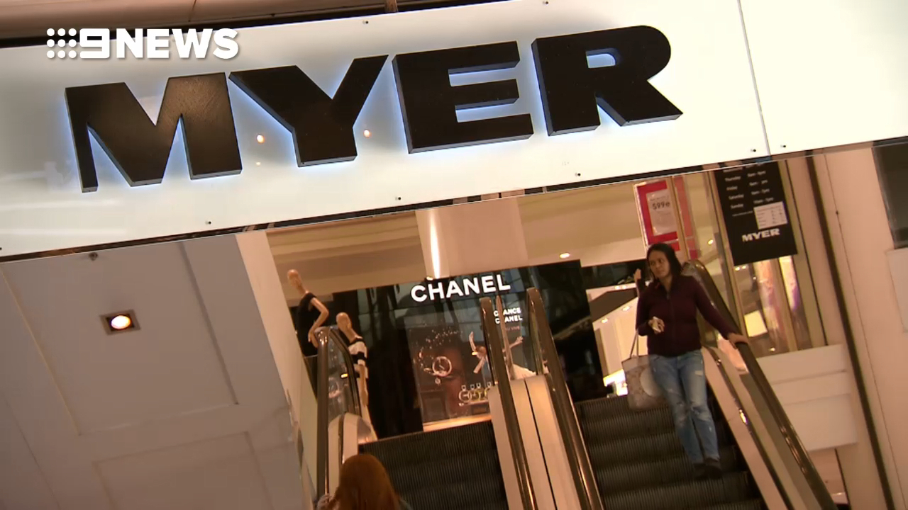 Myer's AGM prepares for historic shareholder vote