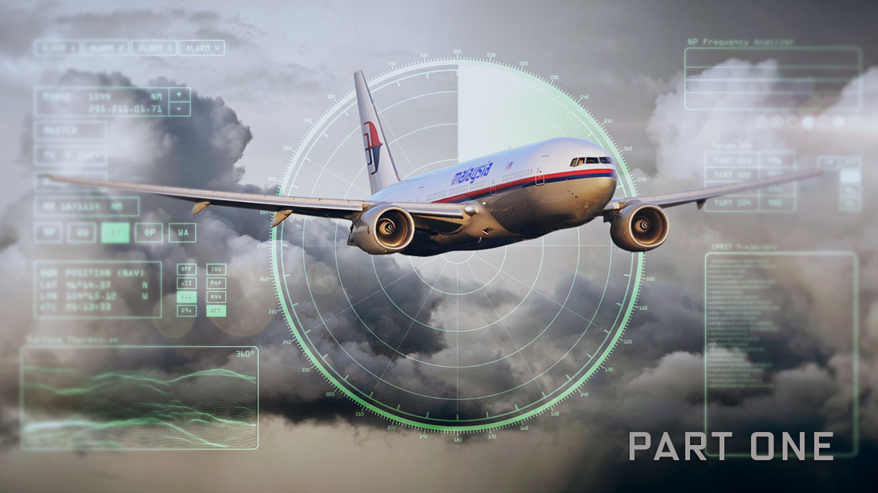 MH370: Never give up: Part one