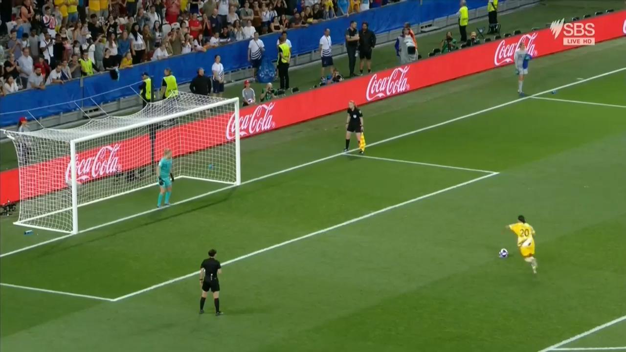 Kerr's shocking penalty