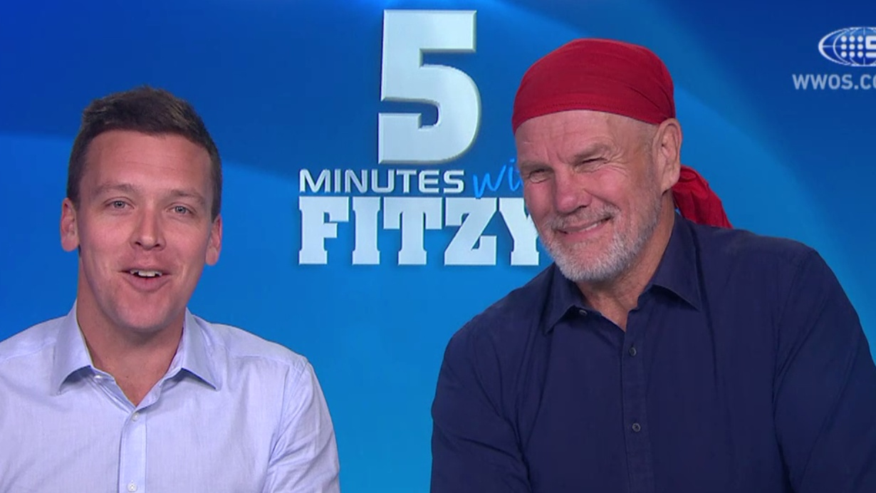5 Mins with Fitzy