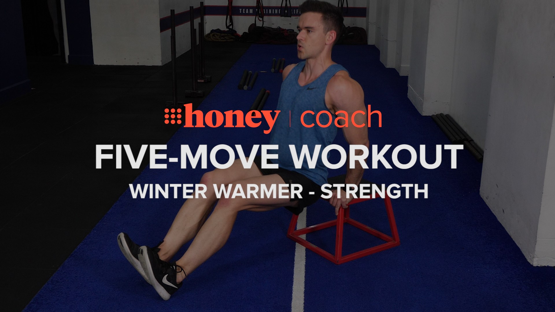 Five-move workout: Winter warmer — strength