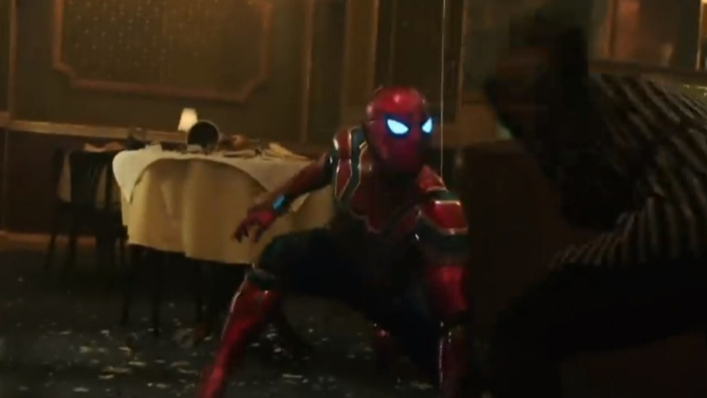 'Spider-Man: Far From Home' official