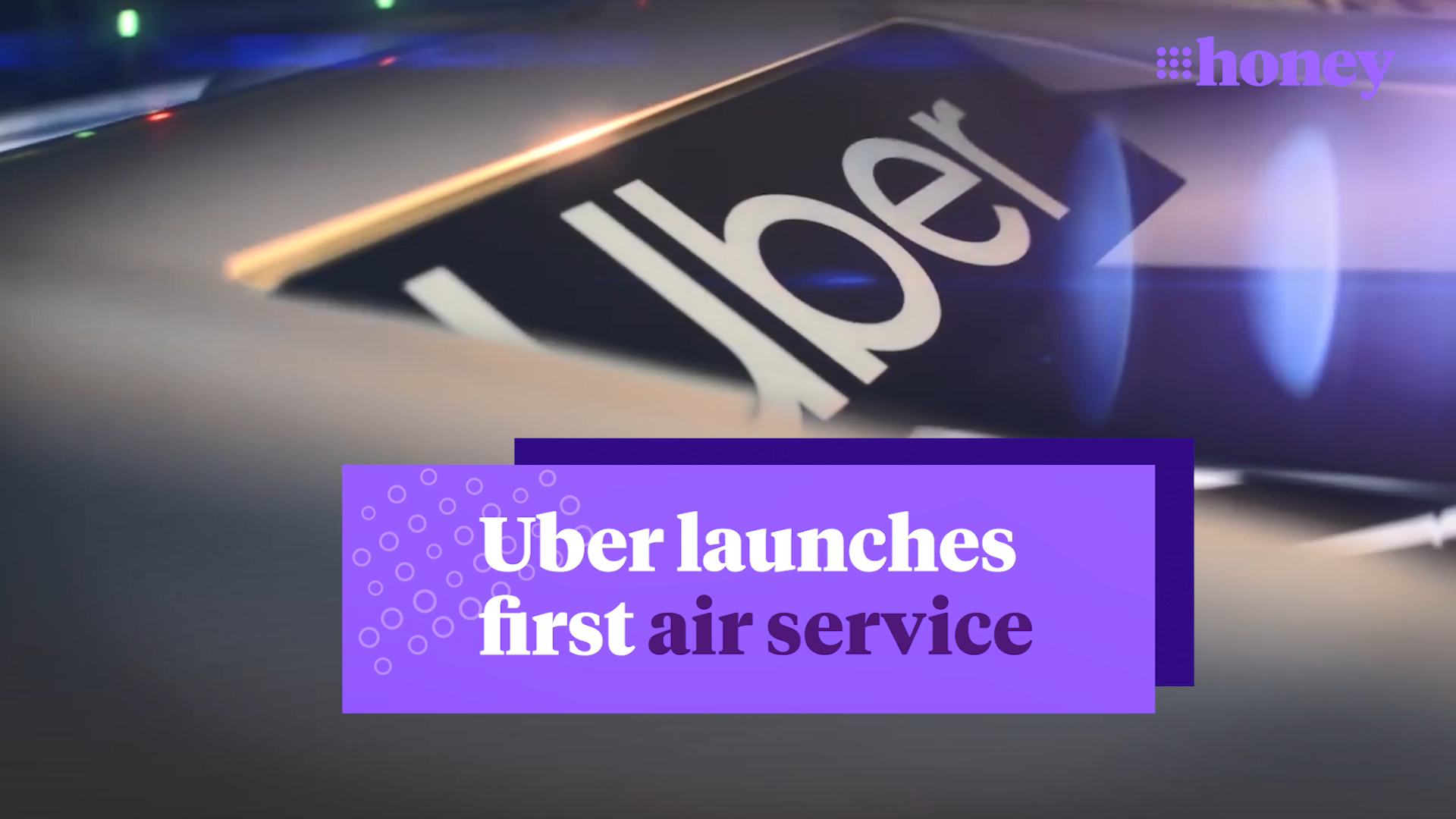Video: Uber has just launched its helicopter taxi in New York City