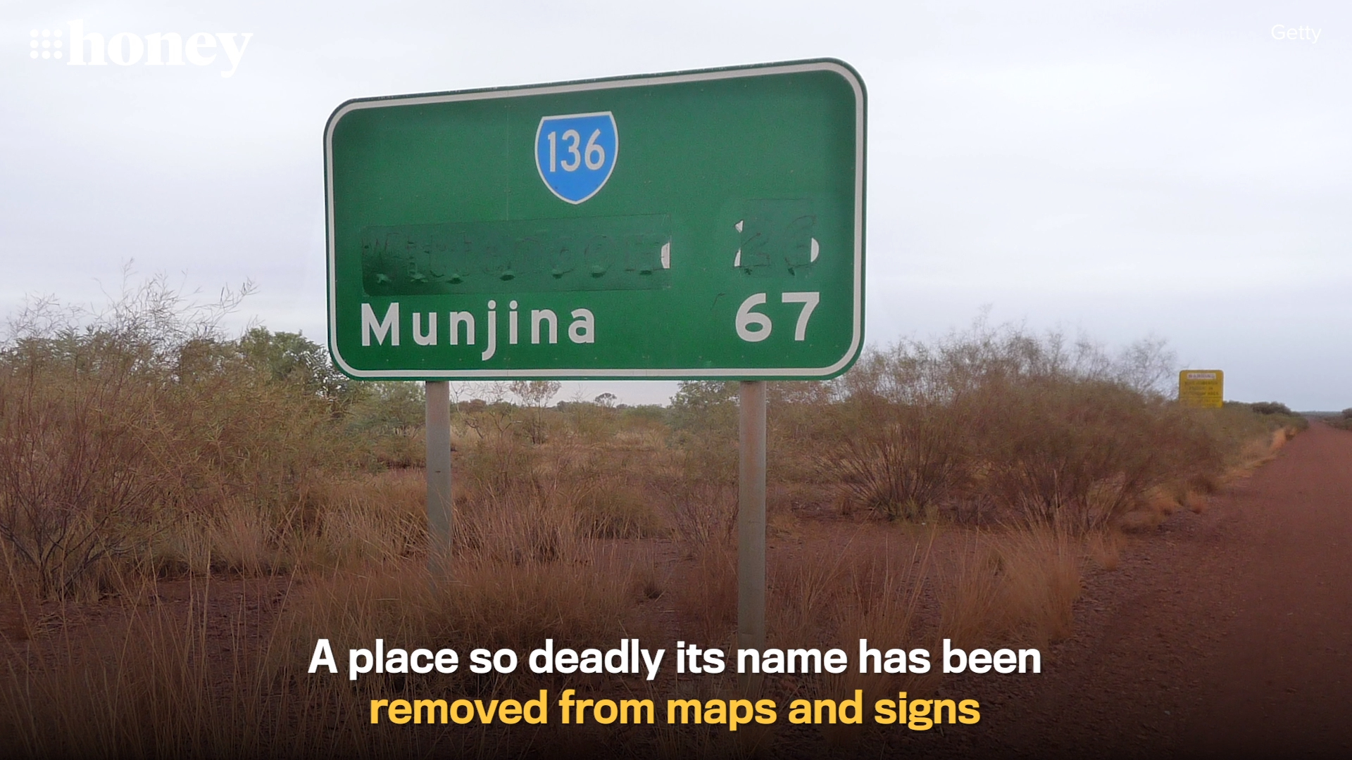 Australian town so deadly it was removed from map