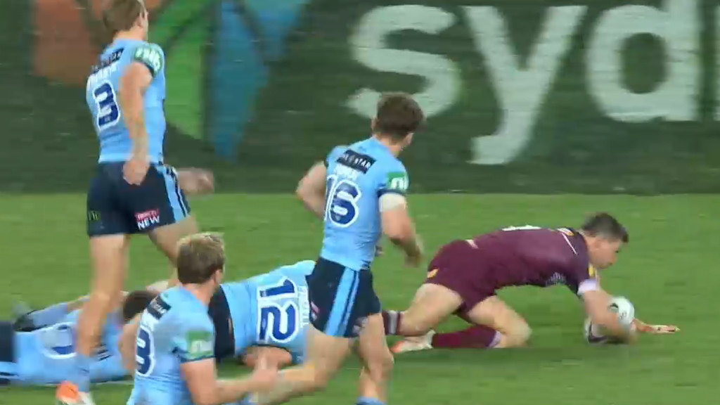 The error that cost Maroons late chance