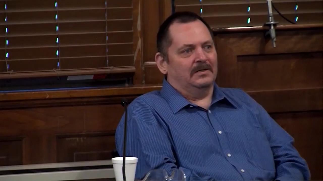 Aubrey Trail testified in Tinder murder trial