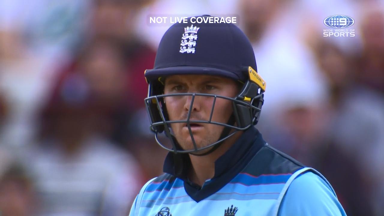 Cricket World Cup 2019 live coverage: Australia vs England semi