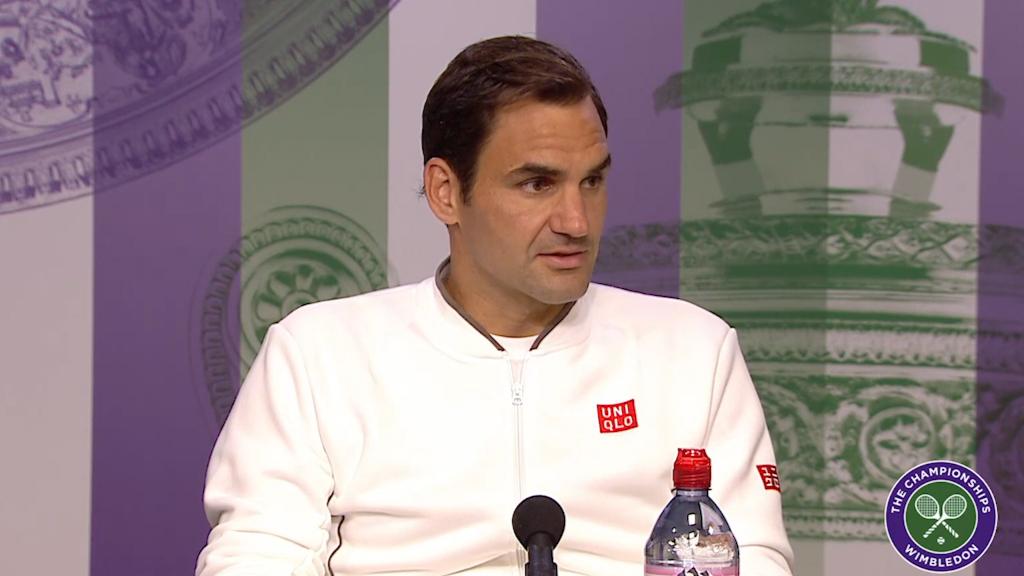 Wimbledon 2019: Roger Federer v Rafael Nadal