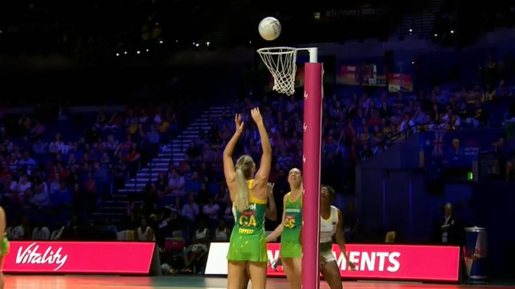 Netball World Cup 2019 video | Australia beat Zimbabwe