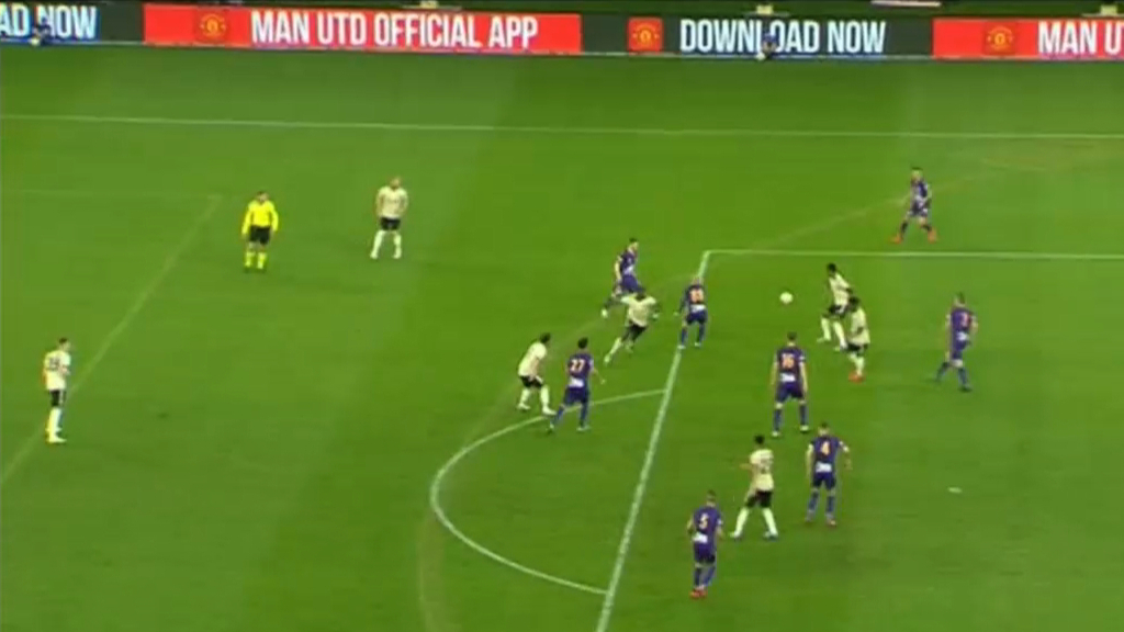 Manchester United beat Perth Glory video | EPL giants in Australia