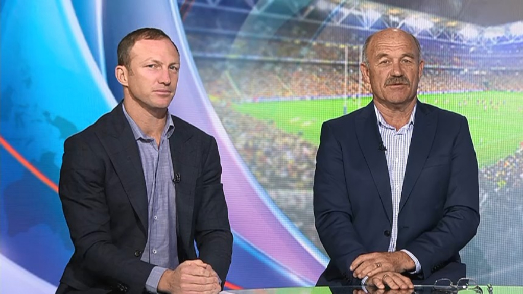 NRL Video 2019: Darren Lockyer Wally Lewis QLDER Round 17