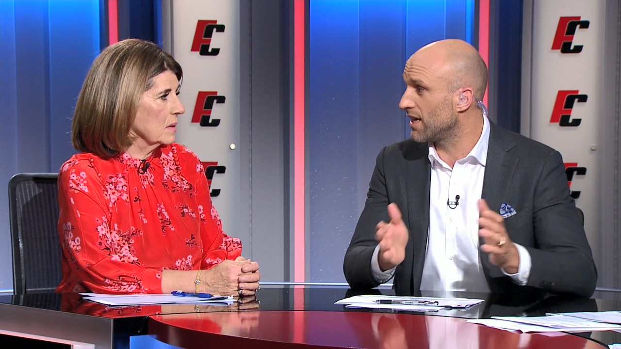 Carlton Director Chris Judd admits he is considering his future in the media after his controversial comments last week
