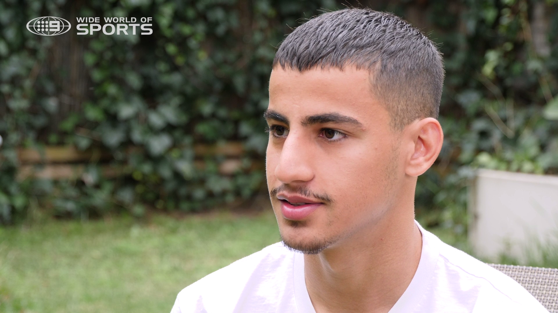 Daniel Arzani on Socceroos future after Tim Cahill era