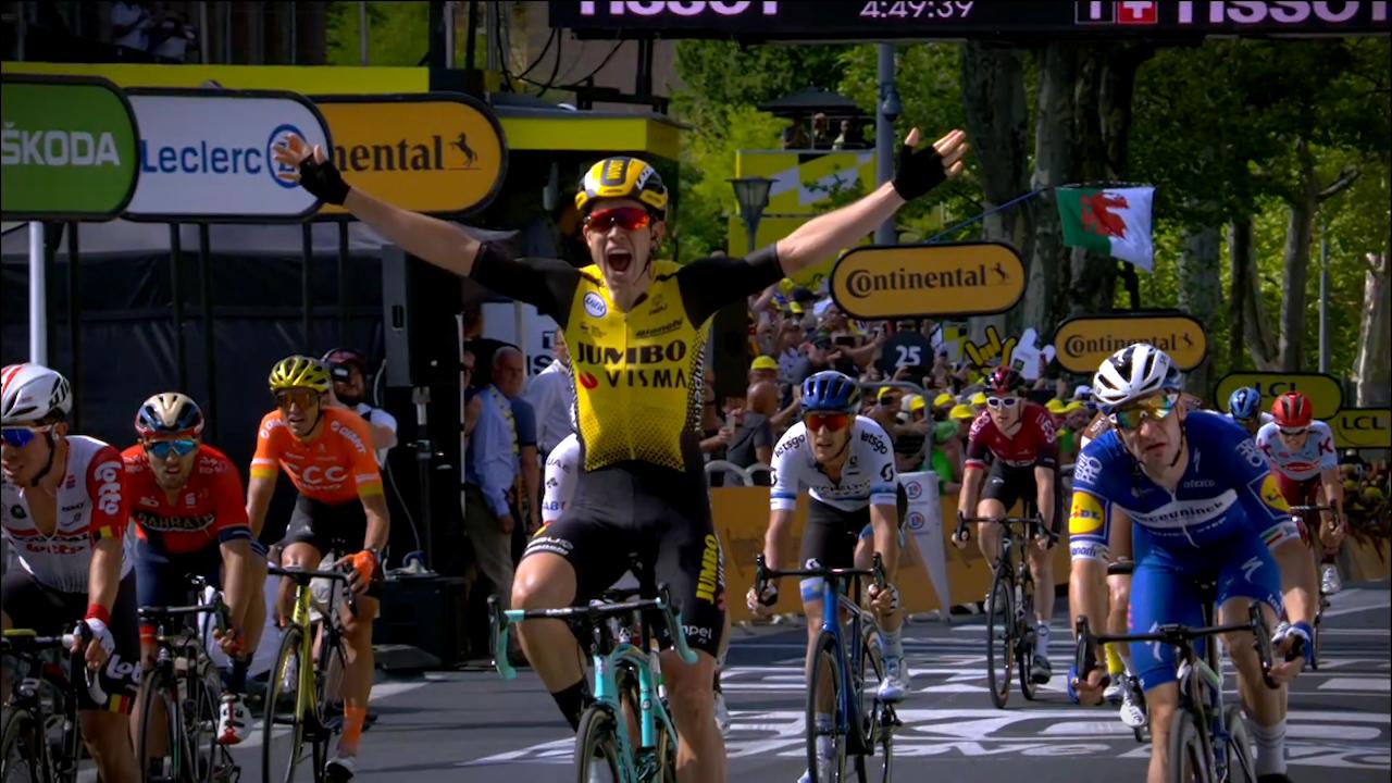 Alaphilippe maintains Tour lead