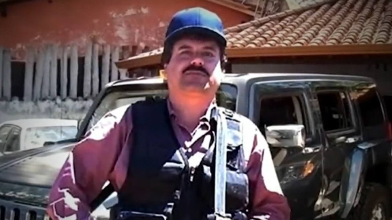 Drug lord has El Chapo has been jailed