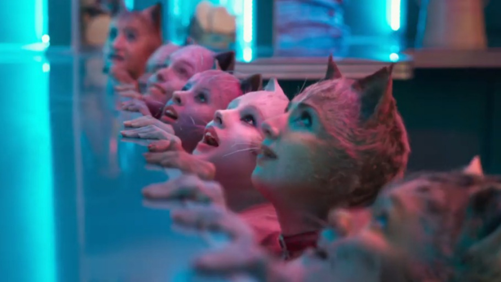 Cats: The official trailer