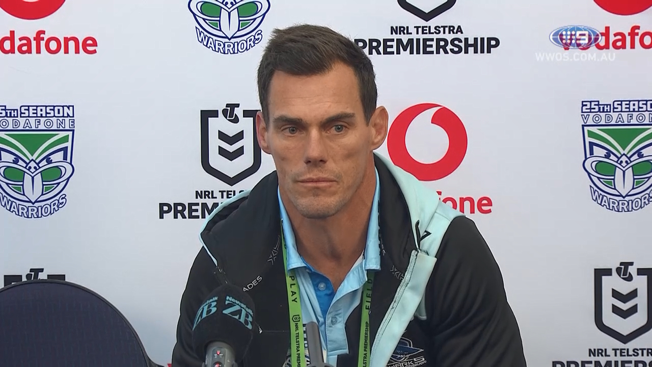 NRL Video 2019 Press Conference John Morris Round 18