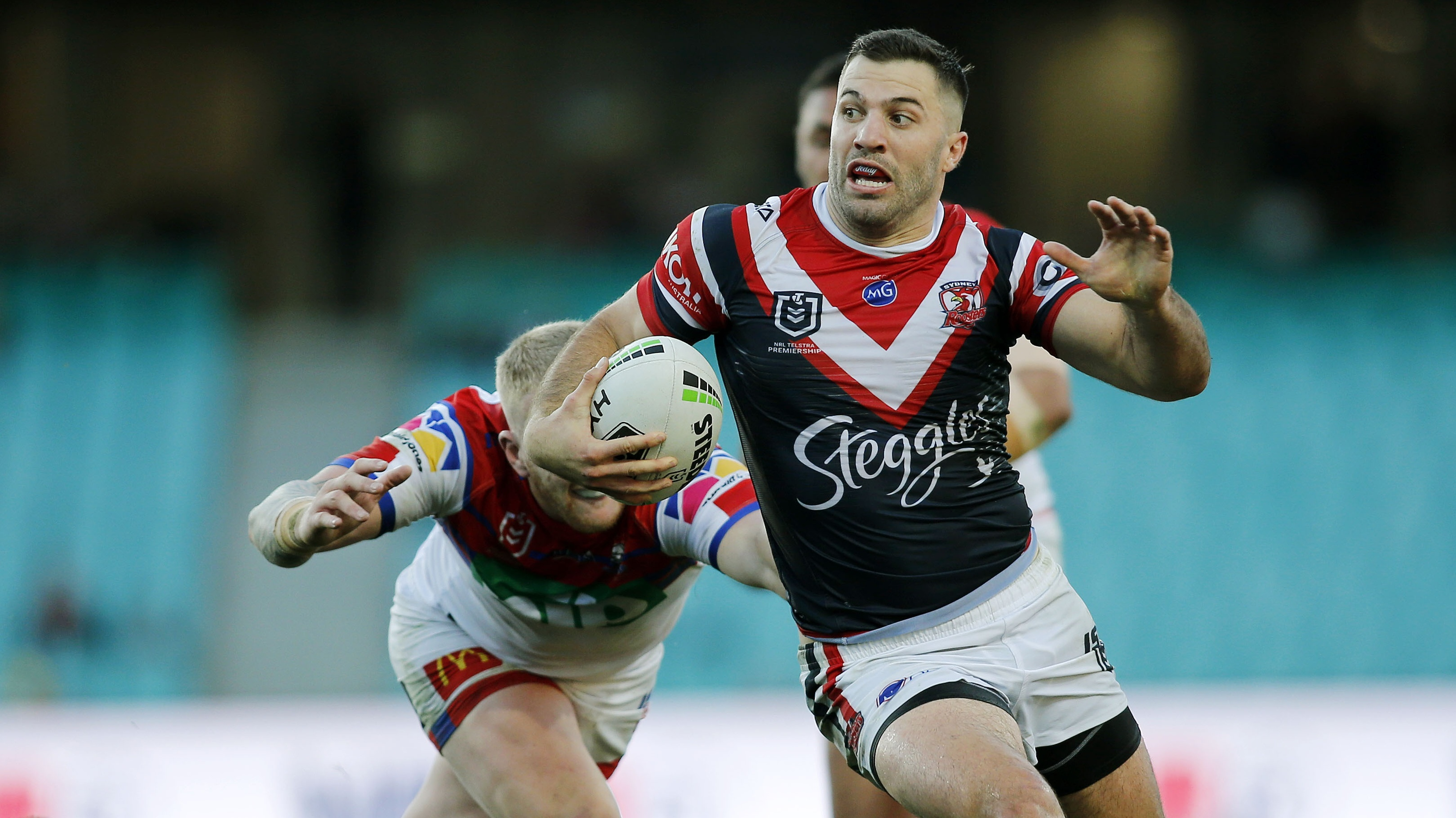 NRL Video 2019 Highlights Roosters v Knights Round 18