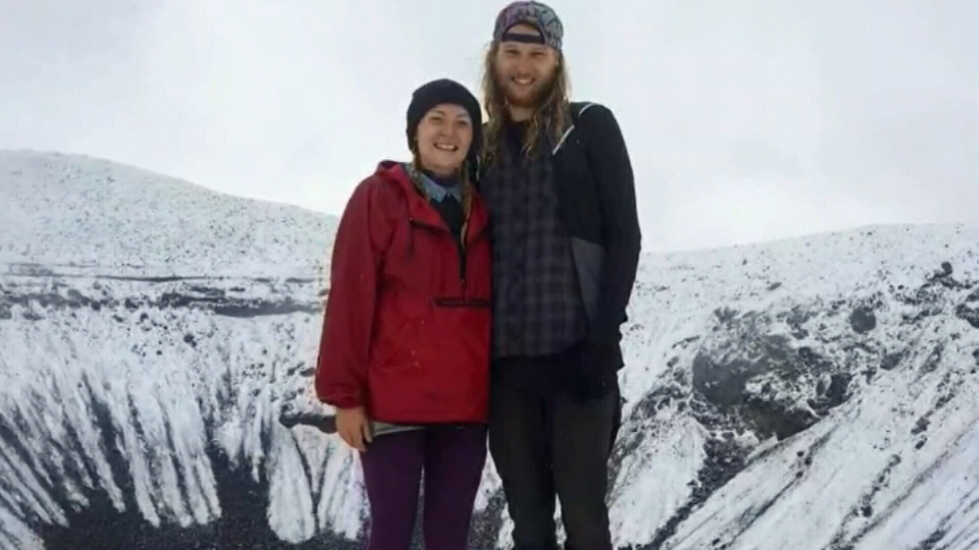 Couple found shot dead on remote highway in Canada