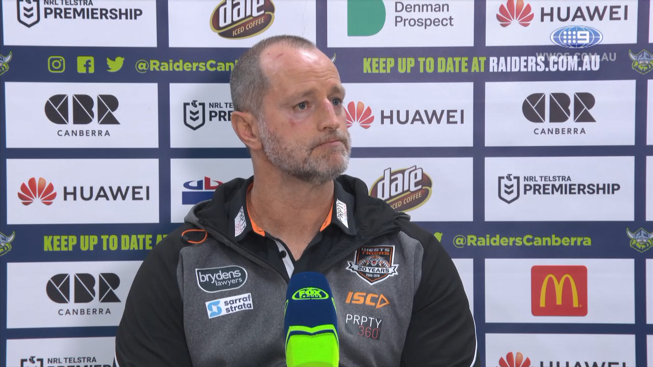 NRL Video 2019 Press Conference Michael Maguire Round 18