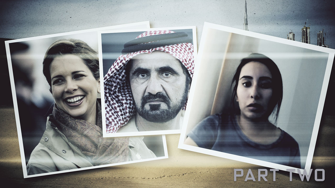 60 Minutes: What has happened to the 'escaped' princesses of Dubai