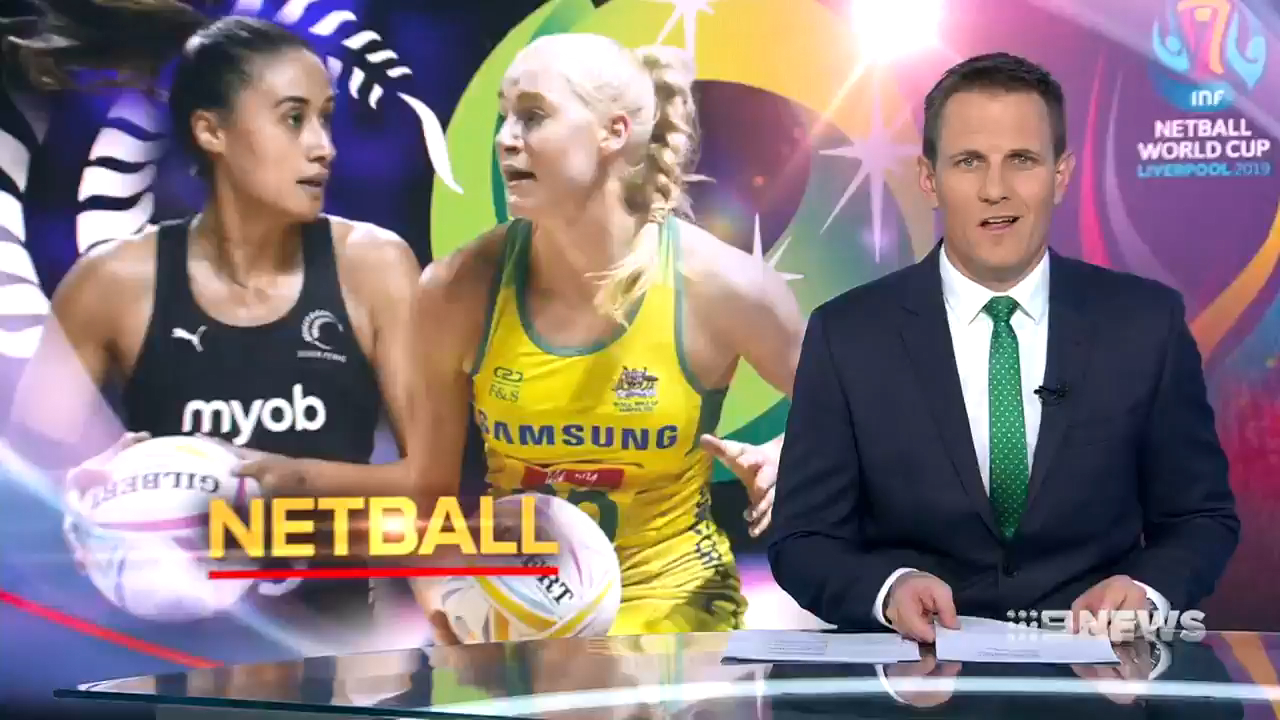 Australia will have to defeat old enemy New Zealand if it is to claim the Netball World Cup
