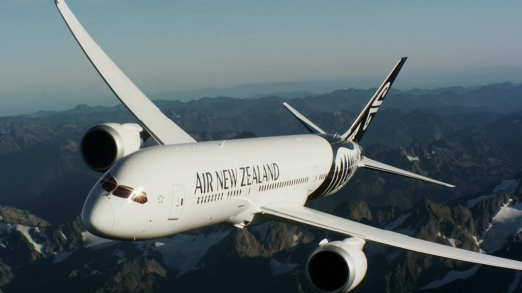 Air New Zealand recruiting for summer period