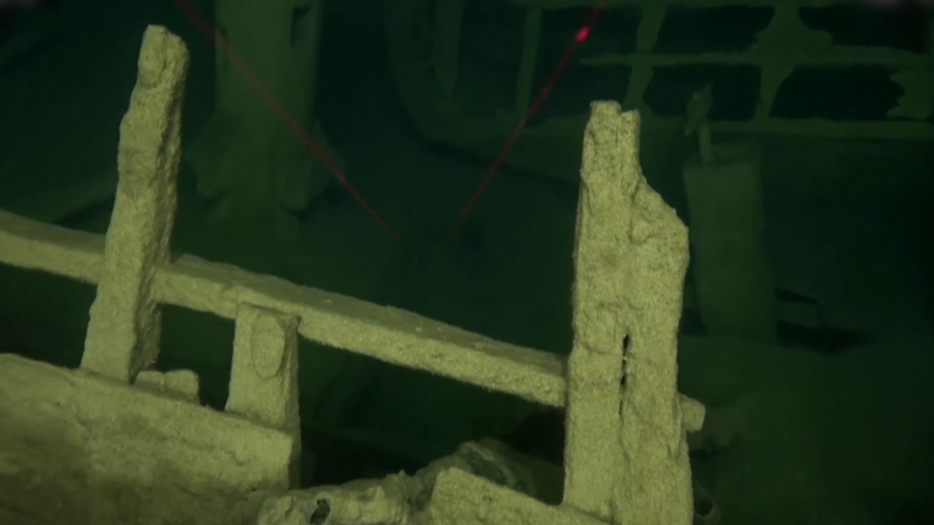 Shipwreck dating back 500 years found in Baltic