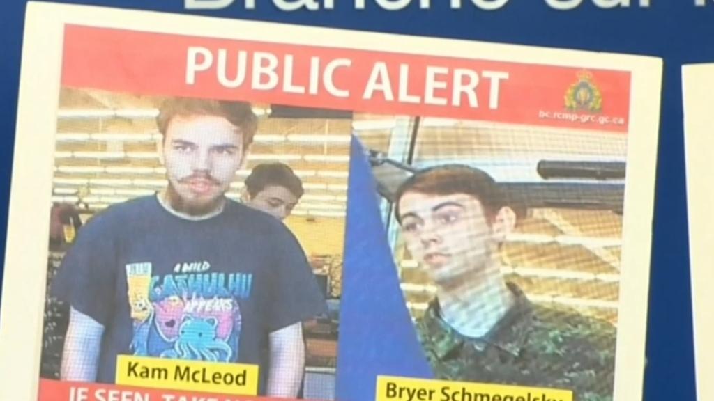 Canada murder suspects