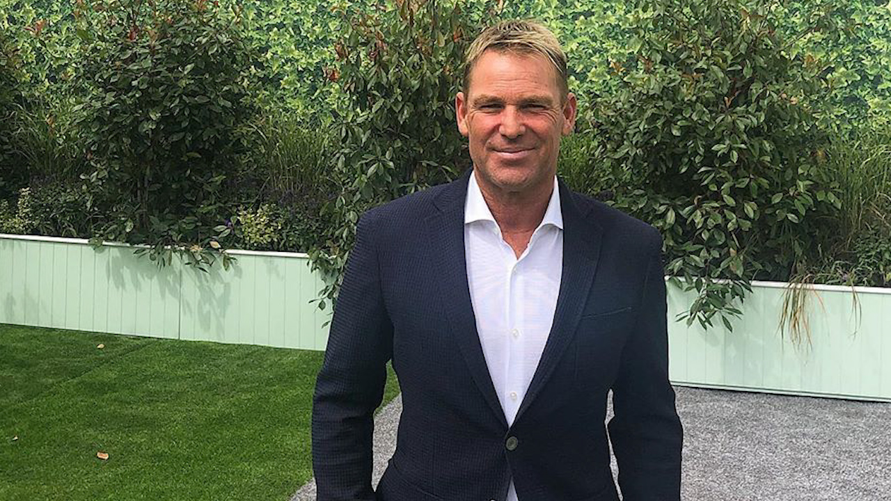 Shane Warne reveals how he lost 14 kilograms
