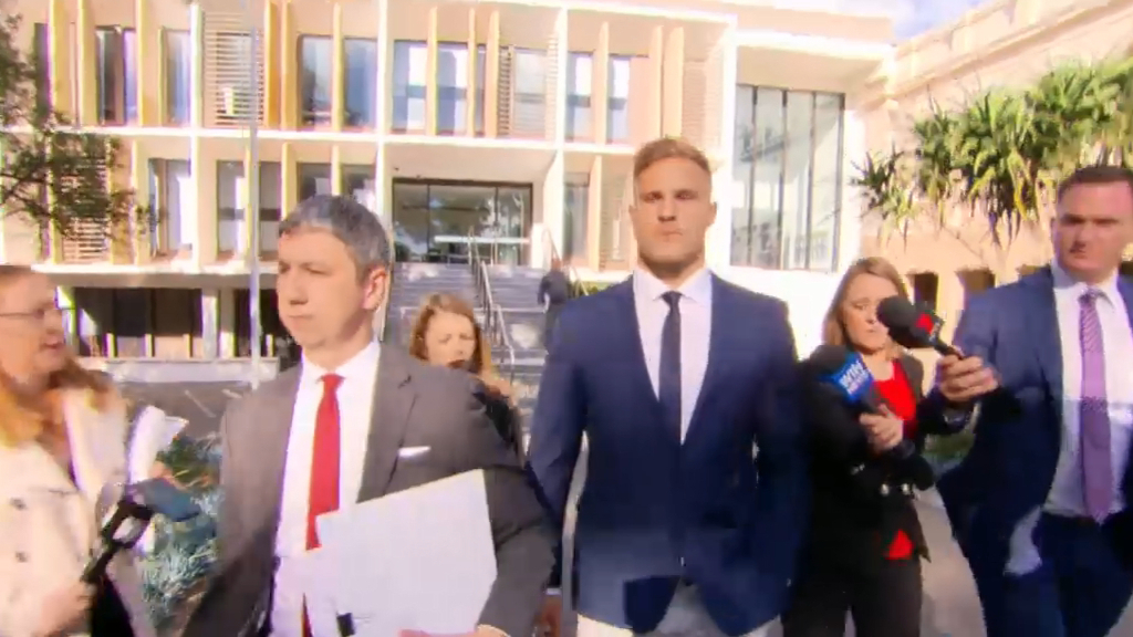 Jack de Belin committed to stand trial