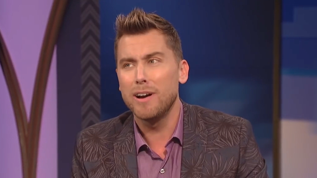Lance Bass talks about coming out