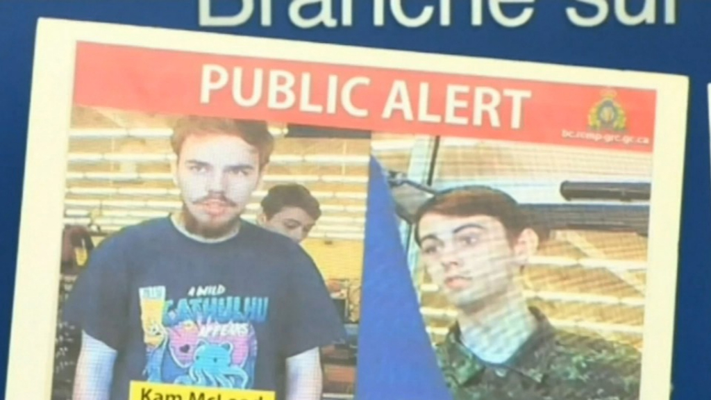 Missing teens prime suspects in wake of Canada murders