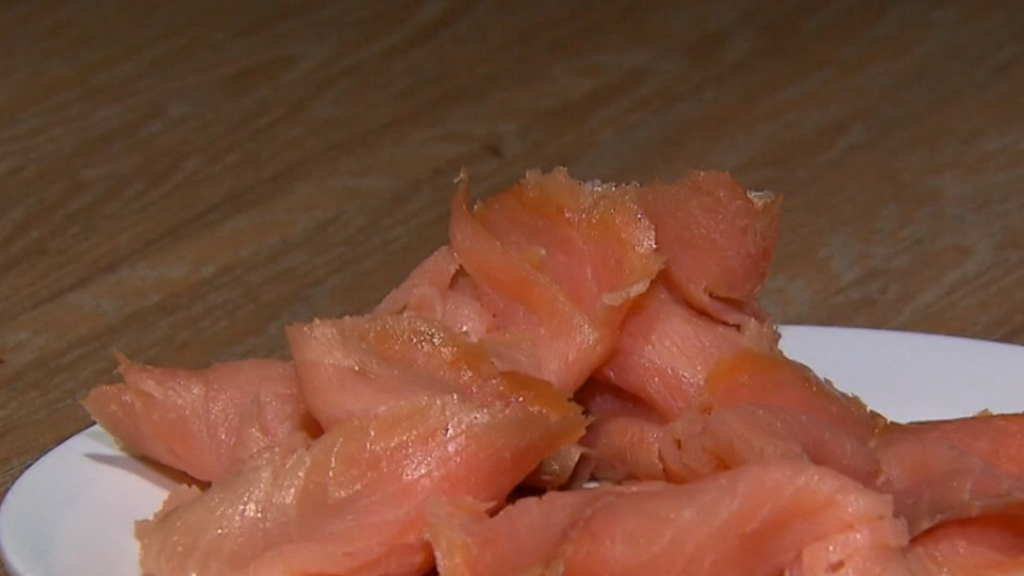Two dead from eating contaminated salmon