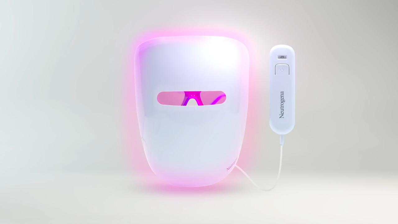 Neutrogena Light Therapy Acne Mask recalled