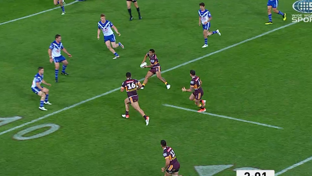 Milford at fullback is a no-brainer: Fast 5