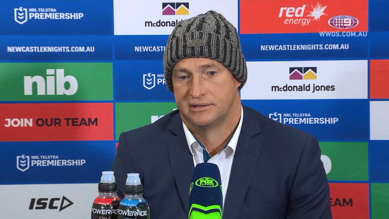 NRL Press Conference: Nathan Brown - Round 19