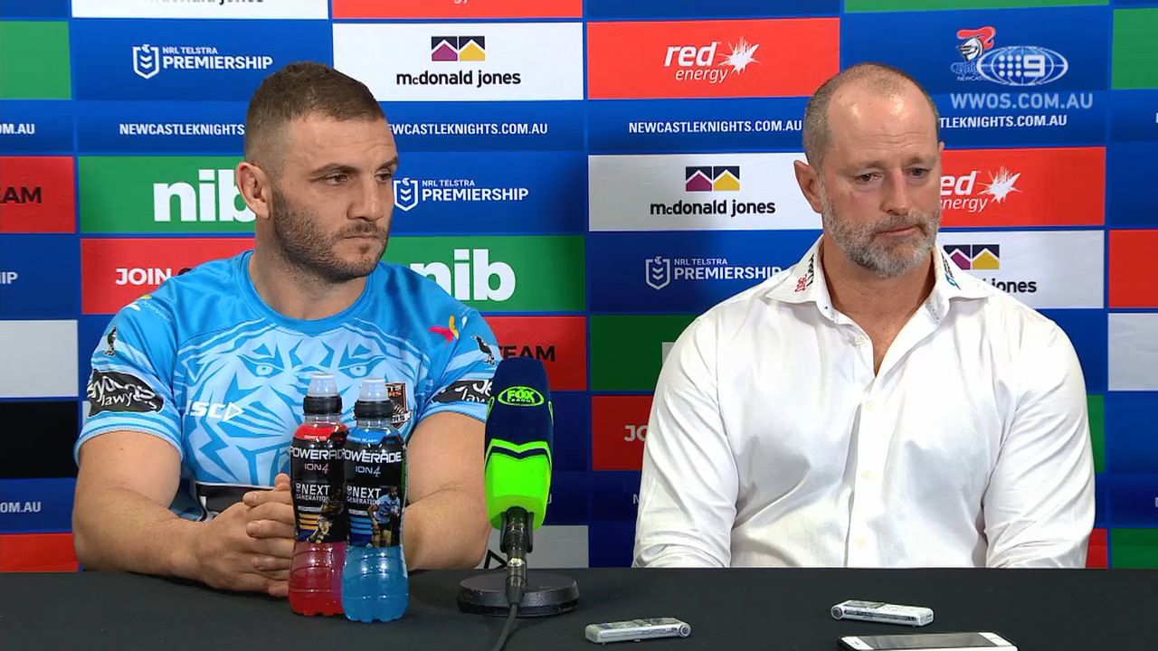 NRL Press Conference: Michael Maguire - Round 19