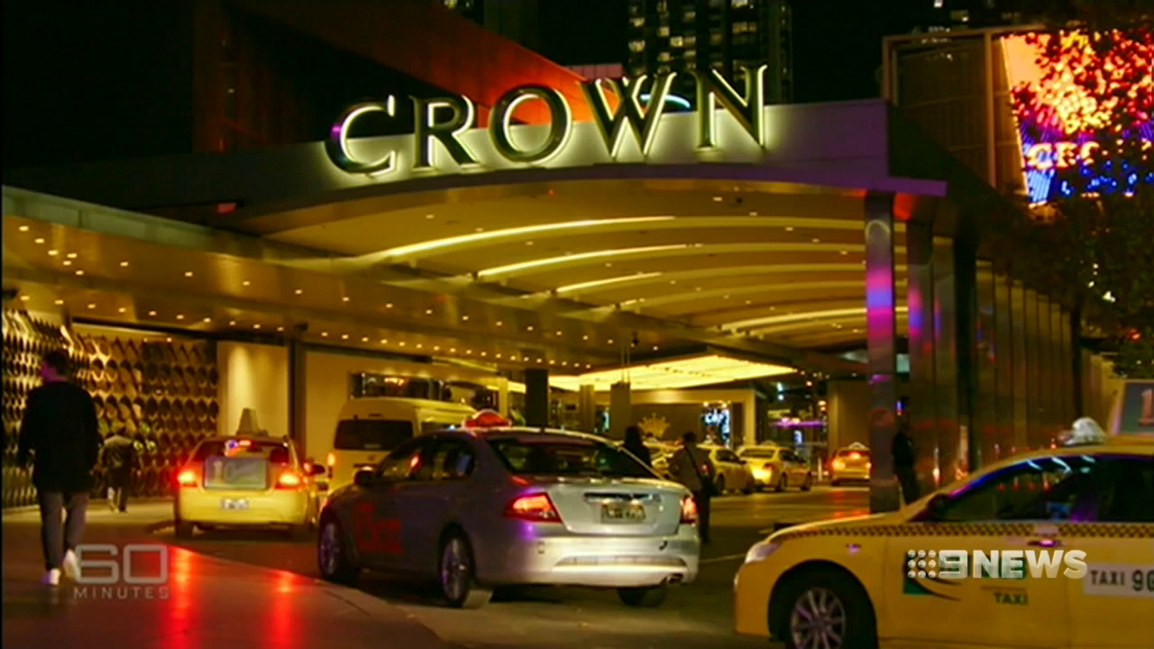 Calls for parliamentary inquiry into Crown Resorts after 60 Minutes investigation