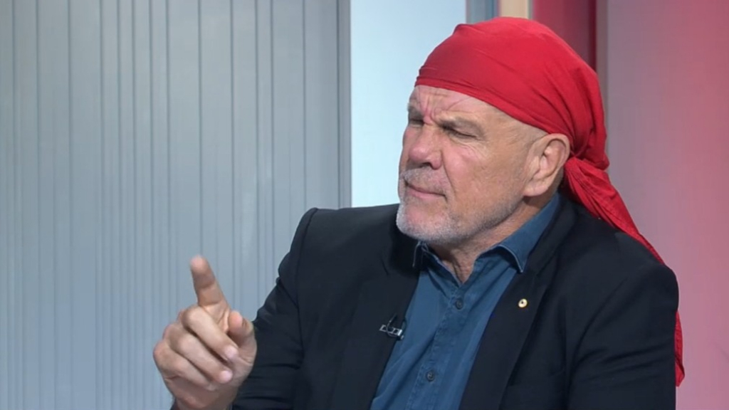 Wallabies vs All Blacks video | Peter FitzSimons rips Israel Folau