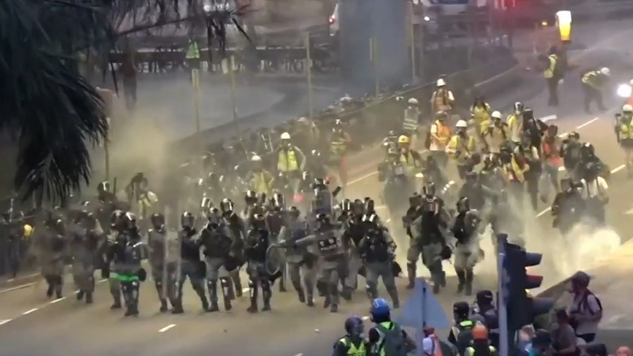 United Nations  urges Hong Kong to investigate excessive force against protesters