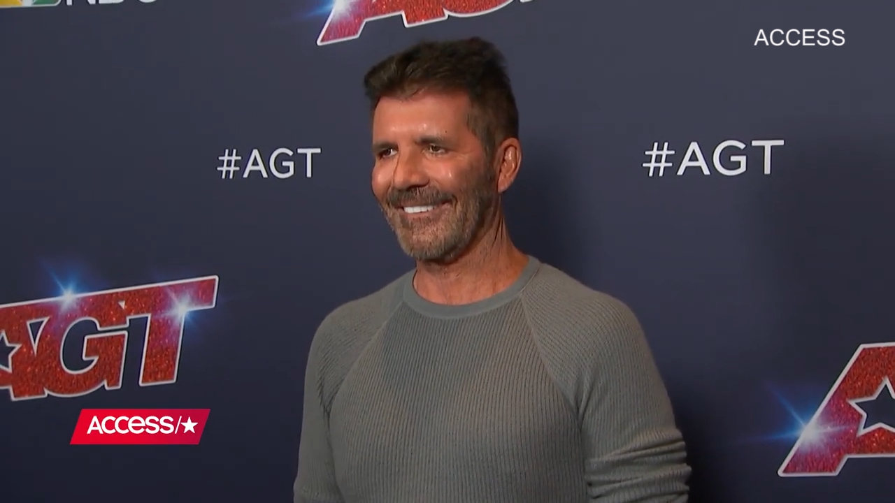 Simon Cowell reveals secret to his weight loss