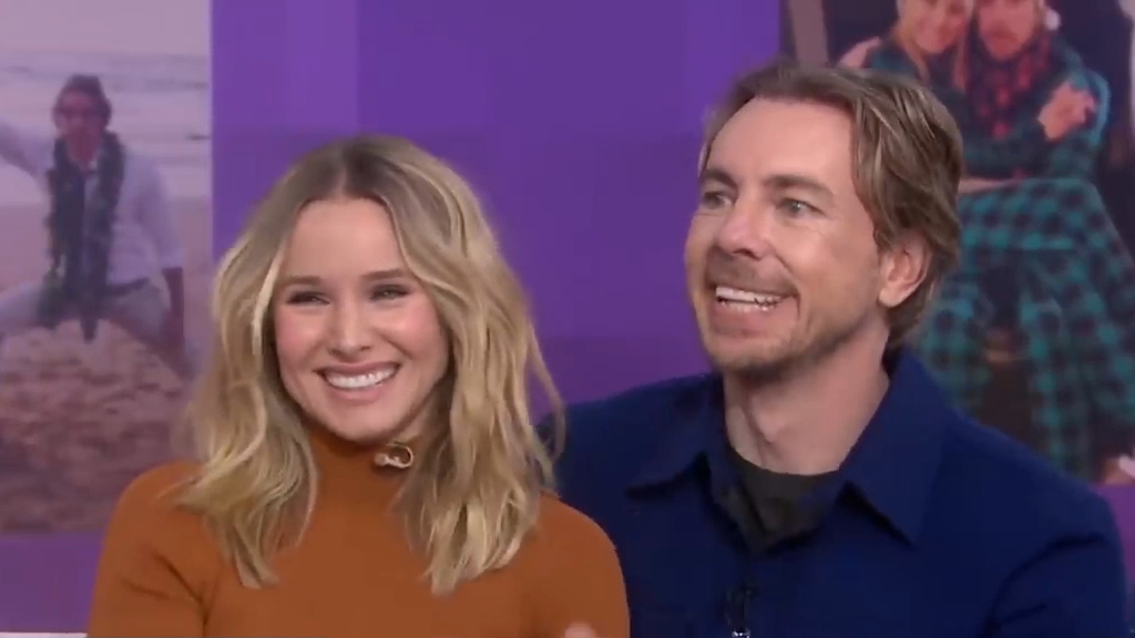 Kristen Bell and Dax Shepard talk marriage